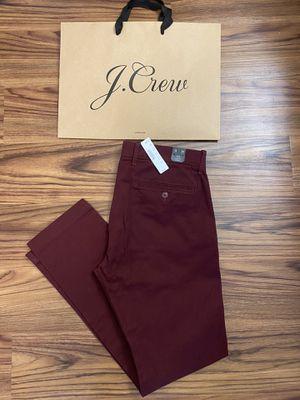 J Crew 484 stretch slim chino men's dress pants. Original $70. Size 31-30 for Sale in Lexington, KY