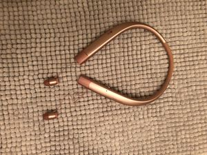 Lg Bluetooth headset pink for Sale in Lawrenceville, GA