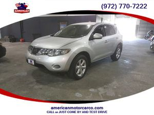 2010 Nissan Murano for Sale in Addison, TX