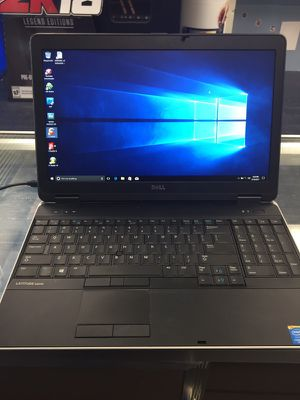 Dell Latitude E6540 for Sale in Baltimore, MD