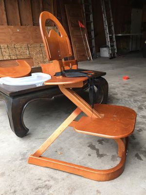 Svan high chair for Sale in Portland, OR
