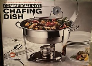 Serving or chafing dish 5 qt. for Sale in Orlando, FL