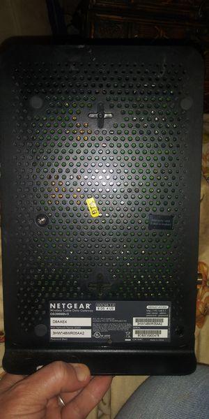 Netgear N450 Modem for Sale in Opelousas, LA