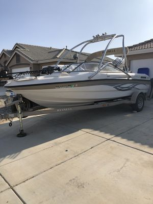 2008 Reinell ski/fishing boat for Sale in Hesperia, CA