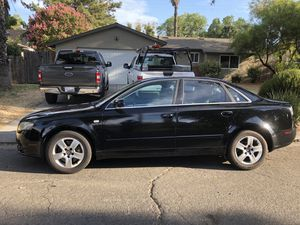 2006 Audi A4 2.0 turbo for Sale in Modesto, CA