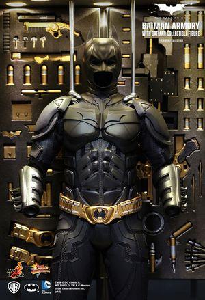 Hot toys Batman armory 1/6 for Sale in Miami, FL