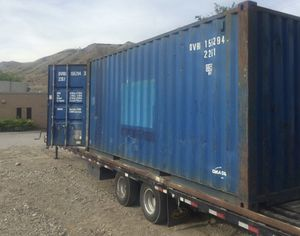 20' Used WWT Portable Connex Boxes for Sale! for Sale in Abilene, TX
