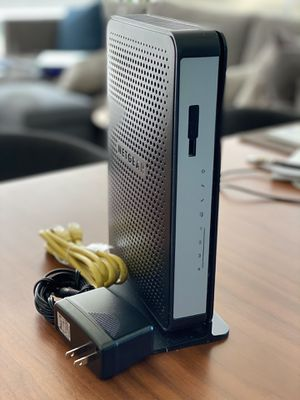 Netgear Cable Modem/ Router combo - Comcast and Cox compatible for Sale in Coronado, CA