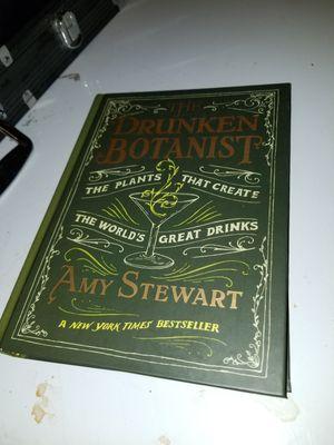 Drunken botanist book for Sale in Tampa, FL