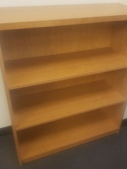 Brand Spankin Used Wood Bookshelves for Sale in Los Angeles,  CA