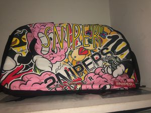 Sniper gang duffle bag for Sale in Brook Park, OH