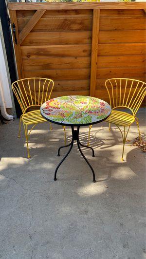 Patio set for sale for Sale in Sacramento, CA