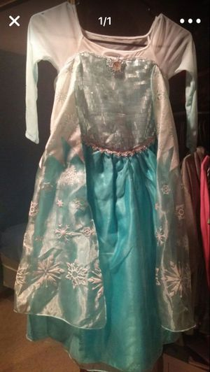 Elsa dresses for Sale in Overland Park, KS