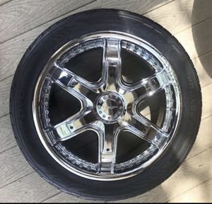 Set of 4 TOYO Tires & Wheels for Sale in St. Louis, MO