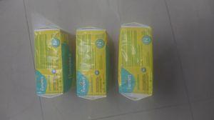 3 packs of Pampers swaddlers Newborn. $15 for Sale in Hialeah, FL