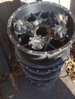 For ITP Rims That Came Off Of A 2014 Can-Am Maverick for Sale in Rustburg,  VA