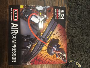ARB Compressor high output and brand new for Sale in Pleasanton, CA