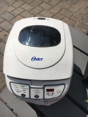 Oster Bread Maker for Sale in Queens, NY