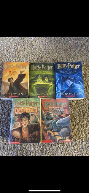 Harry Potter books for Sale in Santa Clarita, CA