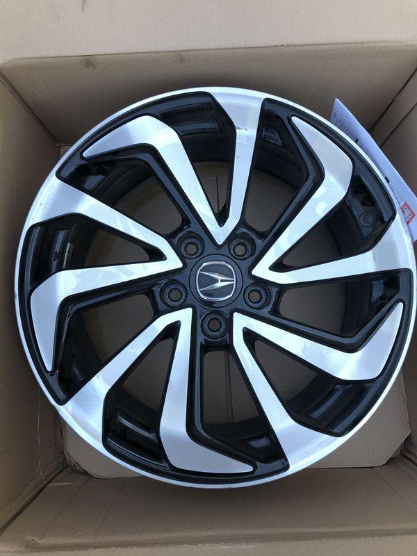 18 inch rims Acura