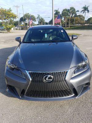 Lexus IS250 F-Sport for Sale in Miami, FL