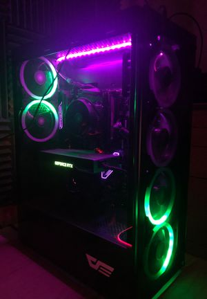 CUSTOM GAMING PC for Sale in Vacaville, CA