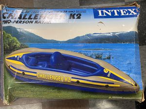2 person inflatable kayak for Sale in Pittsburg, CA
