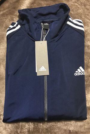 Adidas training blue jacket for Sale in Washington, DC