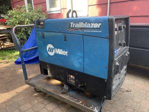 Miller Trailblazer 325 EFI Welder - 12,000 Watt Generator for Sale in Tacoma, WA