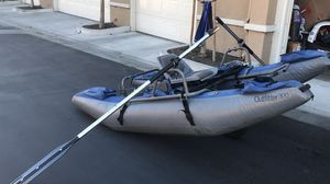 Pontoon boat 9' for Sale in Jurupa Valley, CA