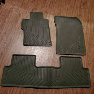 2012 to 2015 Civic sedan OEM all weather mats front and back for Sale in Tomball, TX