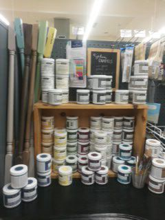 Chalk paint/satin enamel for Sale in Portland, OR