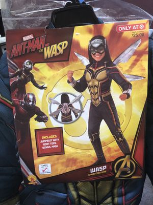 The Wasp Halloween Costume for Sale in Silver Spring, MD
