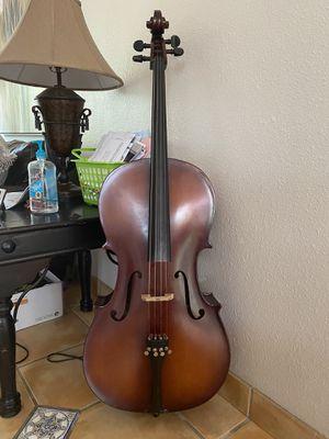 Cello (Full Size) Carlo Robelli for Sale in Miami, FL