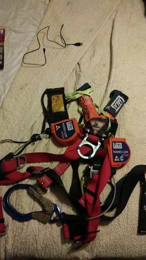 Safety/ climbing harness for Sale in Seadrift, TX