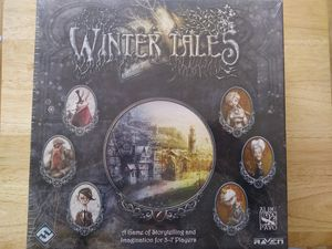 Winter tales boardgame for Sale in Arcadia, CA