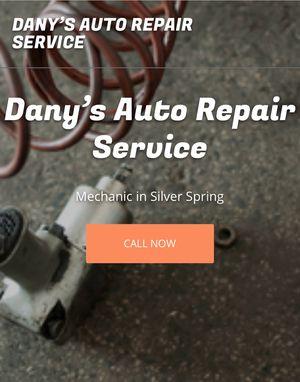 Mobile Automobile Mechanic / Mecanico Automotriz a Domicilio for Sale in Rockville, MD