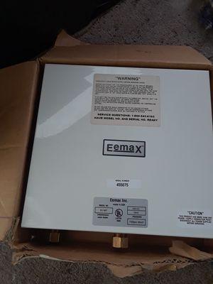 Tankless water heater (Electric) for Sale in Butte La Rose, LA