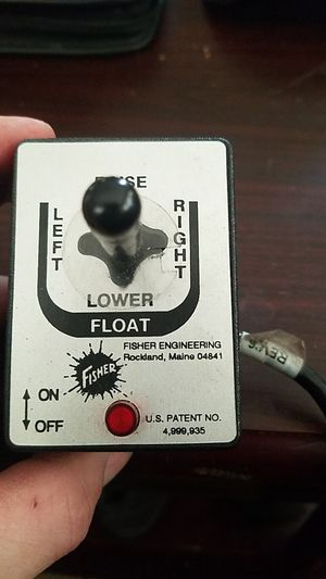 Fisher plow controller for Sale in Norton, MA