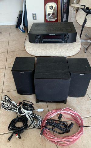 Marantz home audio system for Sale in La Jolla, CA