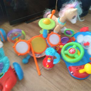 Toddler Toys Safe For Ages 6m and up for Sale in Smyrna, TN