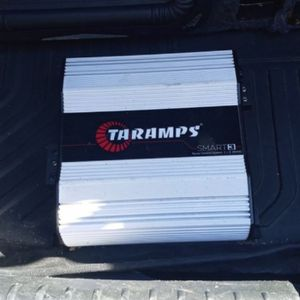 Taramps Smart 3 Amp 3000 Watts Rms 1-2ohm for Sale in San Leandro, CA