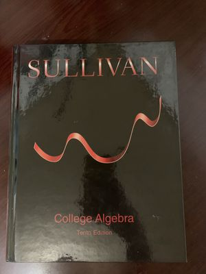 College Algebra for Sale in Kearneysville, WV
