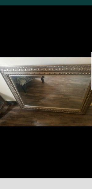 Gold antique cedar creek mirror for Sale in Los Angeles, CA