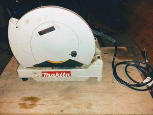 Makita 2414 Cut Off Machine for Sale in Denver, CO
