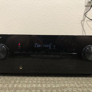 Pioneer VSX-521-K Audio / Video (AV) Receiver - Home Theater - Surround Sound for Sale in Stanford, CA