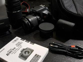 Canon EOS Rebel T6 DIGITAL SLR for Sale in Carmichael,  CA