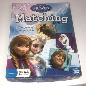 Frozen Memory Game for Sale in Essex, MD