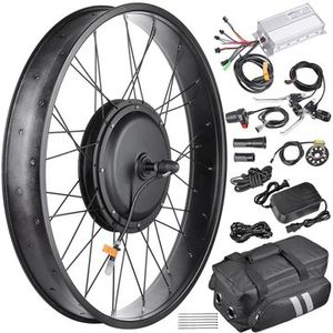 Brand new Front electric wheel kit Fat tire worth $290 for Sale in Anaheim, CA