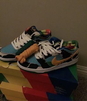 Nike Ben & Jerry's SB Dunks 7.5 men's for Sale in Long Beach, CA